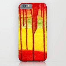 Bleed  Through iPhone 6s Slim Case