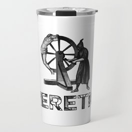 Heretic - The Wheel Travel Mug