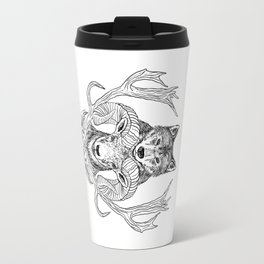 Wolfram & Hart Travel Mug