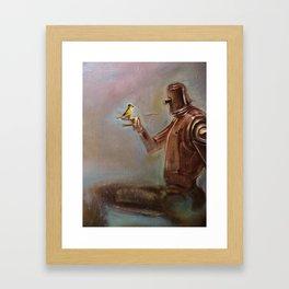 LittleTimeToRest Framed Art Print