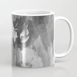 Soft Grey Abstract Coffee Mug