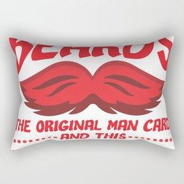 Beard Lover Rectangular Pillow