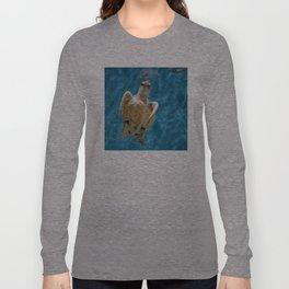 Loggerhead Sea Turtle Long Sleeve T-shirt