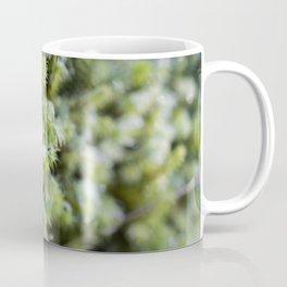 Winter Moss Coffee Mug