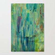 Abstract Painting 30 Canvas Print
