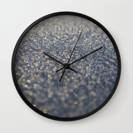 Jack Frost 2 Wall Clock