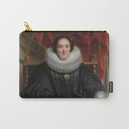 Old Painting Carry-All Pouch