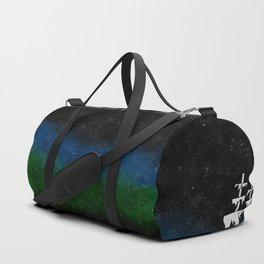 Somewhere Beyond the Sea Duffle Bag