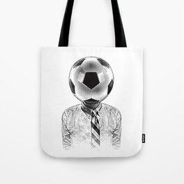 Soccer Fan Tote Bag