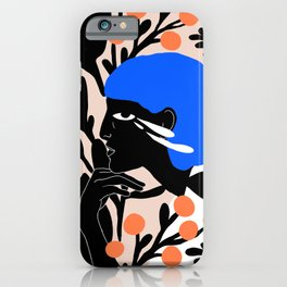 I remember orange trees iPhone Case