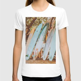 lets surf xl T-shirt