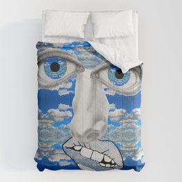 Odd Weather  Comforters