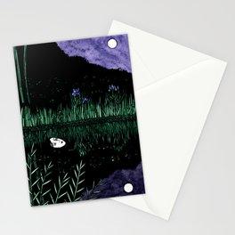 Night bath Stationery Cards