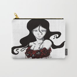 Sexy Gorgon  Carry-All Pouch
