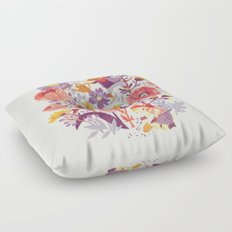 The Garden Crew Floor Pillow