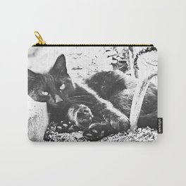 Shadow the Nursery Cat Carry-All Pouch