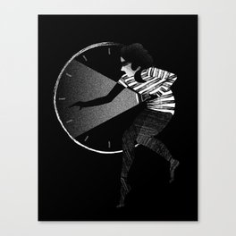 Theif Canvas Print