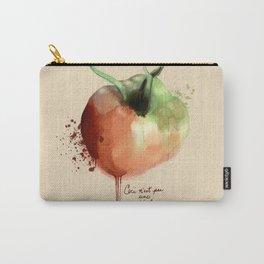 Ceci n'est pas une tomate Carry-All Pouch