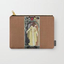 Lili Nouveau - Legend Carry-All Pouch
