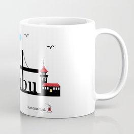 Istanbul. Coffee Mug
