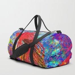 Pisces #4 Duffle Bag