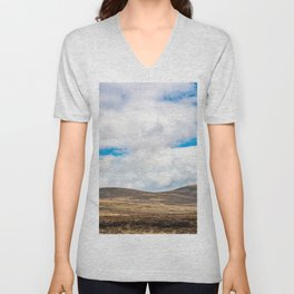 Rolling Irish Hills Unisex V-Neck