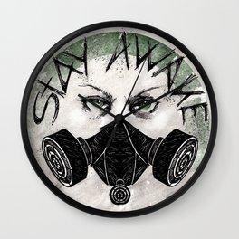 Logo Resistencia Wall Clock
