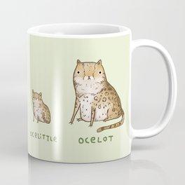 Ocelittle Ocelot Coffee Mug