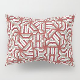 Interlace Tribal Pillow Sham