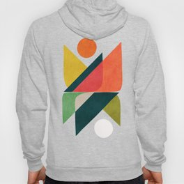 Reflection (of time and space) Hoody