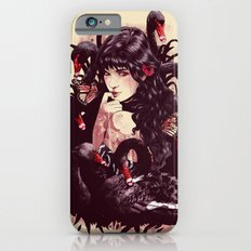 Dark Swan Slim Case iPhone 6s