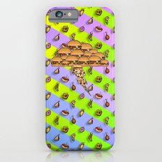 Snack Storm Slim Case iPhone 6s