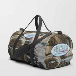 SRC Preparations Wall Art 934 Race One Duffle Bag