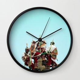 Mexico 22 Wall Clock