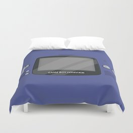 Gameboy Advance - Indigo Duvet Cover