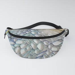 Movement in Blue Fanny Pack