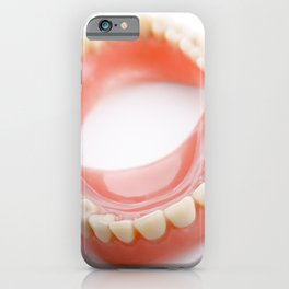model of jaws iPhone Case