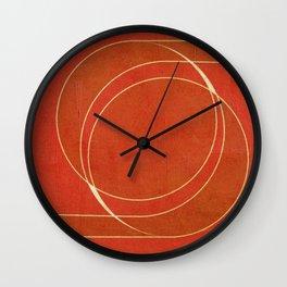 Bulan (Moon) Wall Clock