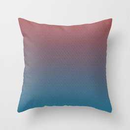 sherbet flicks Throw Pillow