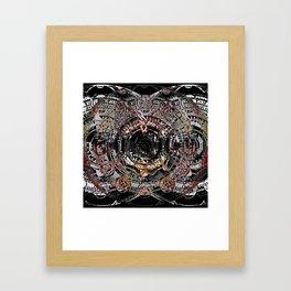 3rd of 2 Framed Art Print