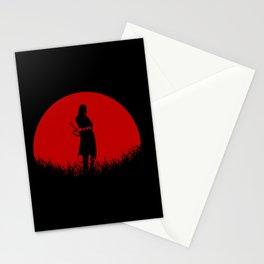 Orochimaru Red Moon Stationery Cards