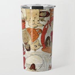 Go Longboard Vintage Travel Mug
