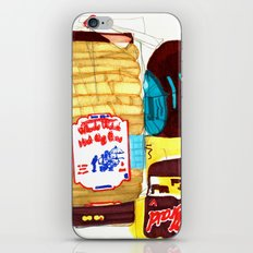 Bread Box iPhone Skin