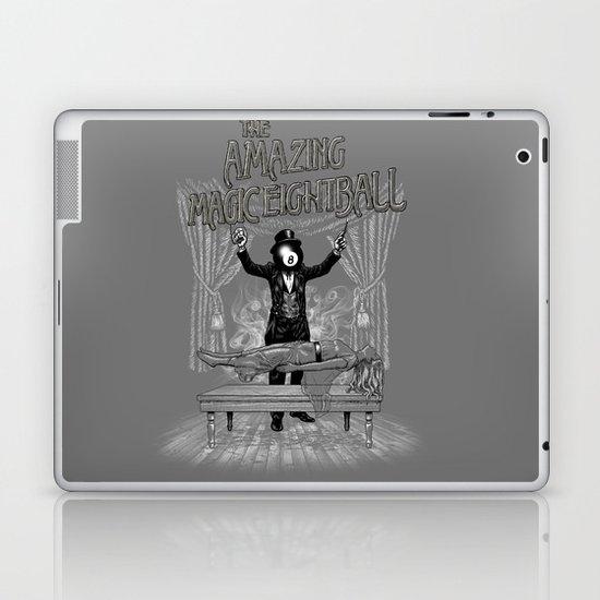 The Amazing Magic Eightball Laptop & iPad Skin