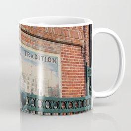 Yesterday's Tradition Coffee Mug