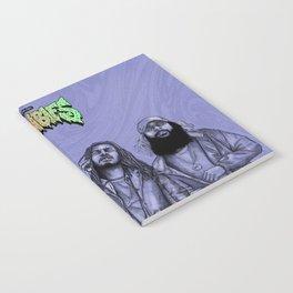 Flatbush ZOMBiES.(alt) Notebook