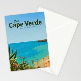 Visit Cape Verde Stationery Cards