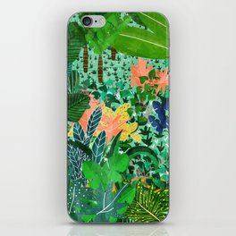 Dense Forest iPhone Skin