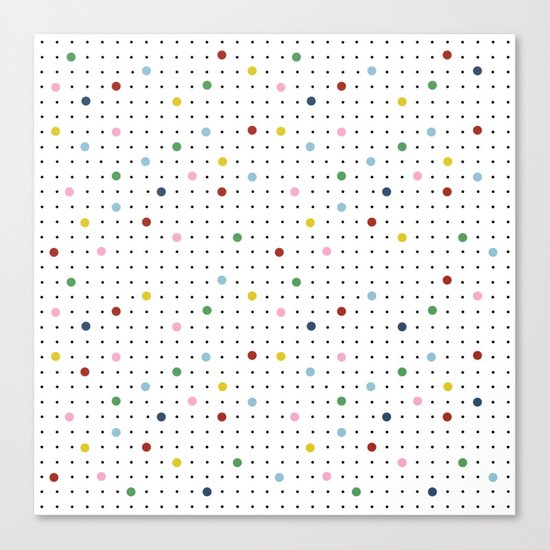 Pin Point New Canvas Print