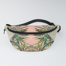 Romantic Swan Fanny Pack